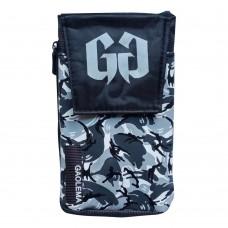 Калъф универсален джоб с връзка MBX G72, Многоцветен, Черен камуфлаж