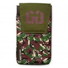 Калъф универсален джоб с връзка MBX G72, Многоцветен, Зелен камуфлаж