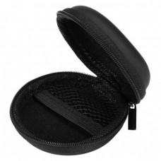 Калъф за слушалки MBX кръгъл, Черен