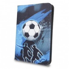 """Калъф за таблет MBX Fashion универсален 7-8"""" инча, Многоцветен, Футбол"""