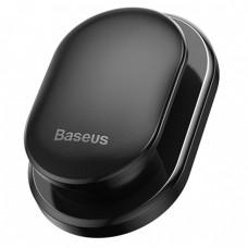 Пластмасова закачалка Baseus Small Hook 4 броя, Черна