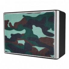 Преносима Bluetooth тонколона MBX F09, Камуфлаж