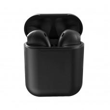 Слушалки Bluetooth безжични inPods 12 за iPhone, Черни