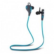 Слушалки Forever BSH-100 Bluetooth с микрофон, Сини/Черни