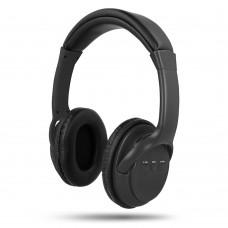 Слушалки големи Setty Bluetooth, Черни