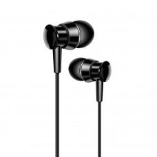 Слушалки HF 3.5 mm XO S25, Черни