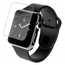 Стъклен протектор за часовник MBX за Apple iWatch 44mm, Прозрачен