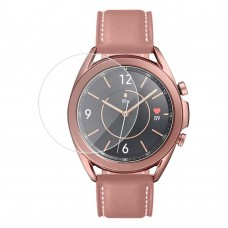 Стъклен протектор за часовник MBX за Samsung Galaxy Watch3 41mm, Прозрачен