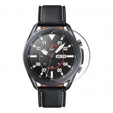 Стъклен протектор за часовник MBX за Samsung Galaxy Watch3 45mm, Прозрачен