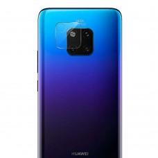 Стъклен протектор за задна камера MBX за Huawei Mate 20 Pro, Прозрачен