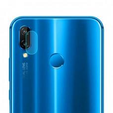 Стъклен протектор за задна камера MBX за Huawei P20 Lite, Прозрачен