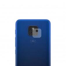 Стъклен протектор за задна камера MBX за Motorola Moto E7 Plus, Прозрачен