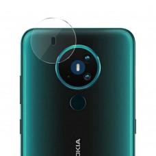 Стъклен протектор за задна камера MBX за Nokia 1.4, Прозрачен