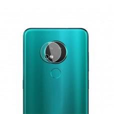 Стъклен протектор за задна камера MBX за Nokia 3.4, Прозрачен