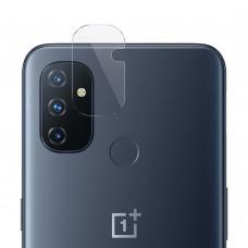 Стъклен протектор за задна камера MBX за OnePlus Nord N100, Прозрачен