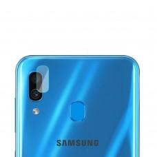 Стъклен протектор за задна камера MBX за Samsung A202F Galaxy A20e, Прозрачен