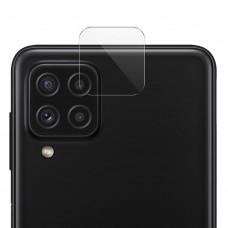 Стъклен протектор за задна камера MBX за Samsung A225F Galaxy A22 4G, Прозрачен