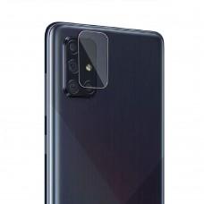 Стъклен протектор за задна камера MBX за Samsung A315F Galaxy A31, Прозрачен