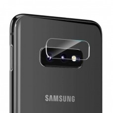 Стъклен протектор за задна камера MBX за Samsung G970F Galaxy S10e, Прозрачен