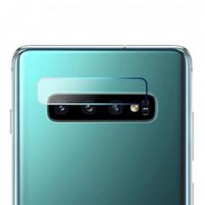 Стъклен протектор за задна камера MBX за Samsung G975F Galaxy S10 Plus, Прозрачен