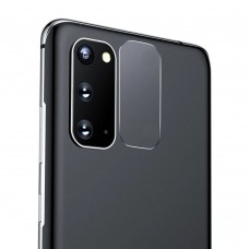 Стъклен протектор за задна камера MBX за Samsung G980F Galaxy S20, Прозрачен