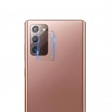 Стъклен протектор за задна камера MBX за Samsung N980F Galaxy Note20, Прозрачен