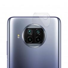 Стъклен протектор за задна камера MBX за Xiaomi Mi 10T Lite 5G, Прозрачен