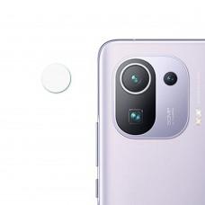 Стъклен протектор за задна камера MBX за Xiaomi Mi 11 Pro, Прозрачен
