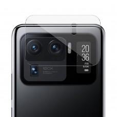 Стъклен протектор за задна камера MBX за Xiaomi Mi 11 Ultra 5G, Прозрачен
