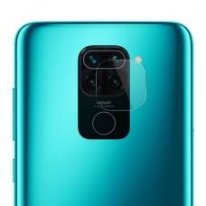 Стъклен протектор за задна камера MBX за Xiaomi Redmi Note 9, Прозрачен