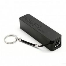 Външна батерия Power Bank bSmart 2600 mAh, Черна