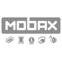 Твърд калъф гръб кейс MBX магнитен алуминиев 360 градуса + стъкло отпред - iPhone X/ XS, Черен